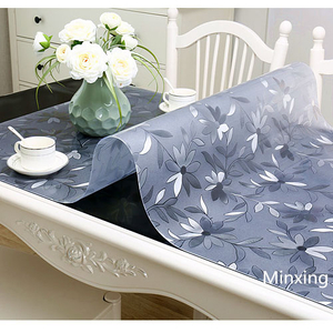 embossed vinyl tablecloth